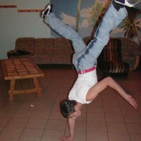 Breakdancer im Juz